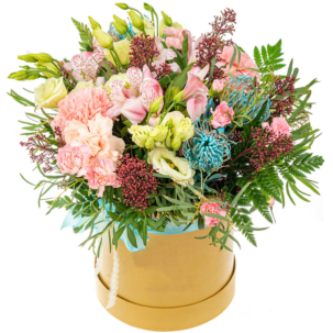 """Цветы в коробке """"Летний день"""""""